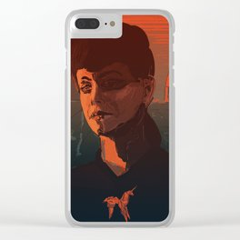 Rachael Clear iPhone Case