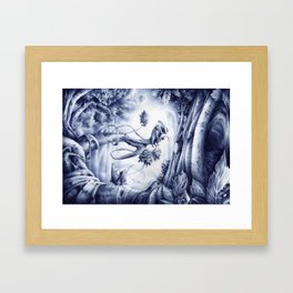 Kankucho Framed Art Print