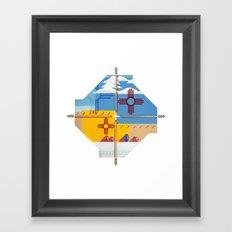 Altered State: NM Framed Art Print