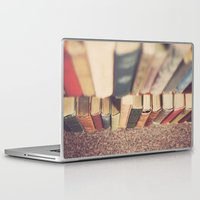 library Laptop & iPad Skins featuring The Library by Jessica Torres Photography