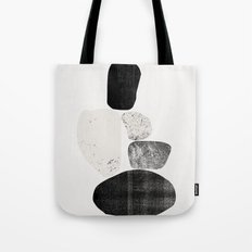 Pile of rocks Tote Bag