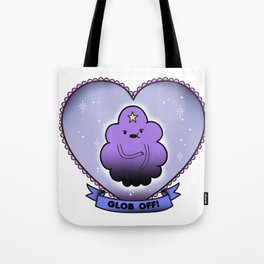 Glob Off Tote Bag