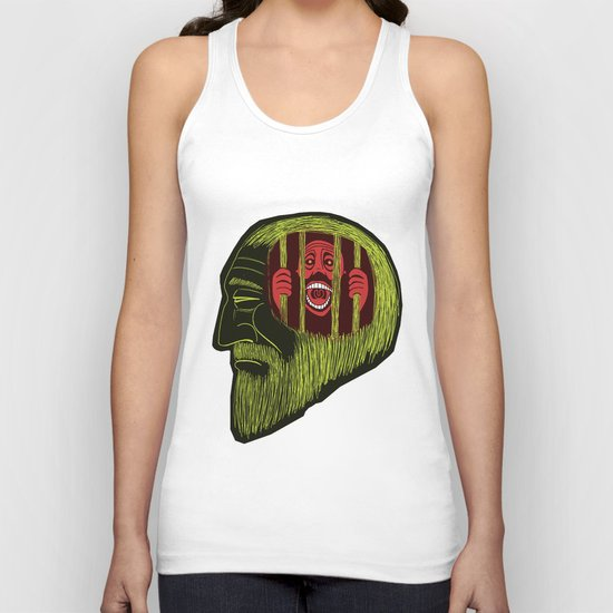crime and punishment Unisex Tank Top