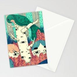 the hidden boys Stationery Cards