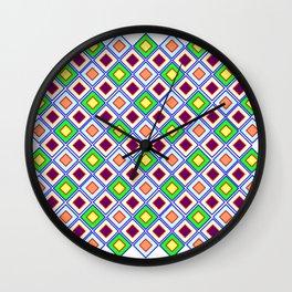 Klassik Muster   (A7 B0009) Wall Clock