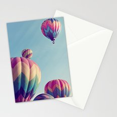 the higher we soar Stationery Cards