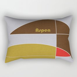 Aspen Mosaic Rectangular Pillow