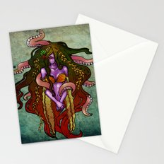 Pusit Lady Stationery Cards