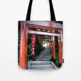 Maruyama Inari Tote Bag
