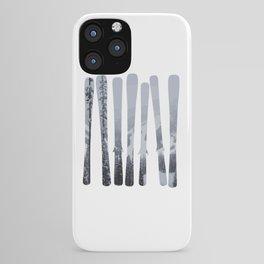 Morrisey Skis | Ski Designs | DopeyArt iPhone Case