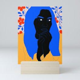 unhappy Mini Art Print