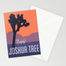 Enjoy Joshua Tree Stationery Cards