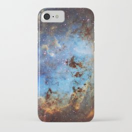 The Tapdole Nebula iPhone Case