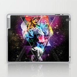 Cosmic Tiger Laptop & iPad Skin