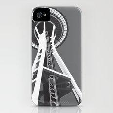 Space Needle iPhone (4, 4s) Slim Case