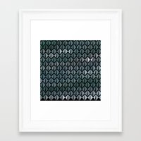 scales Framed Art Prints featuring Scales by Xaphedo