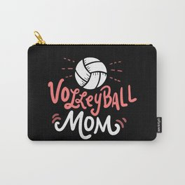 Volleyball Mom. - Gift Carry-All Pouch