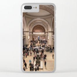 Metropolitan Museum of Art, NYC Clear iPhone Case