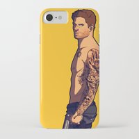 tattoos iPhone & iPod Cases featuring Dean Tattoos by rdjpwns