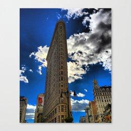 Flatiron Building Canvas Print