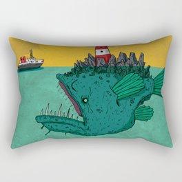 Subterfuge Rectangular Pillow
