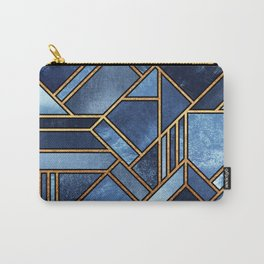 Blue City Carry-All Pouch