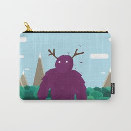 Life Swarms with Innocent Monsters Carry-All Pouch