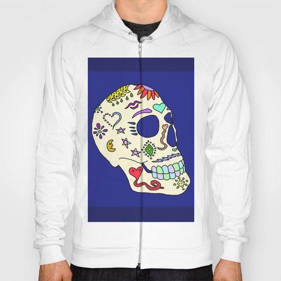 Sugar Skull Side Hoody