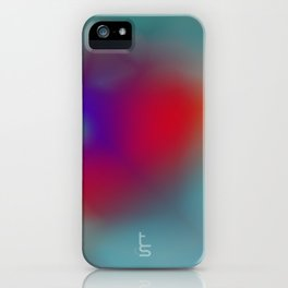Innerspace iPhone Case