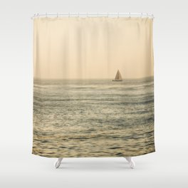 Simple Dream Shower Curtain