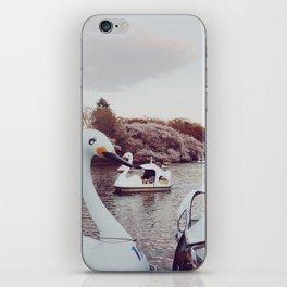 Inokashira Swans iPhone Skin
