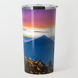 Sunrise in Guatemala Travel Mug