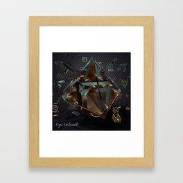 Paradigms Framed Art Print
