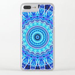 Tesla's Ball Clear iPhone Case