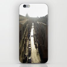Streets of Rome iPhone & iPod Skin