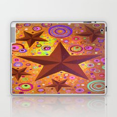 Stars & Circles  Laptop & iPad Skin