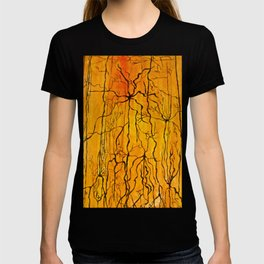 Neural Activity (An Ode to Cajal) T-shirt