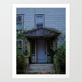 Anybody home? Art Print