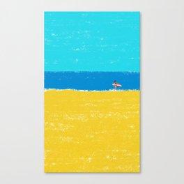 beach-2 Canvas Print