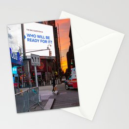First Responders - NYC Stationery Cards