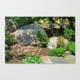 Settle In Canvas Print