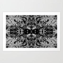 Kaleidescope Nights Art Print