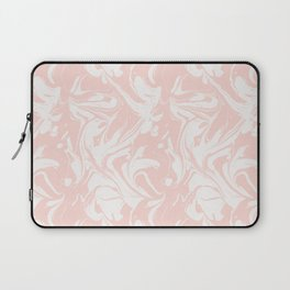 Pink marble Laptop Sleeve