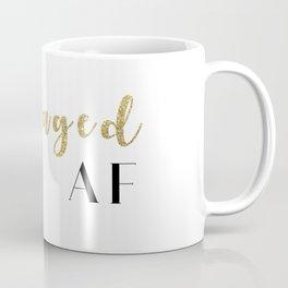 Engaged AF Coffee Mug