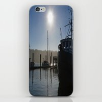 florence iPhone & iPod Skins featuring Florence by Ellen