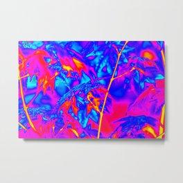 Thermal art 050 Metal Print