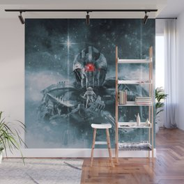 Audience With The Titan Wall Mural