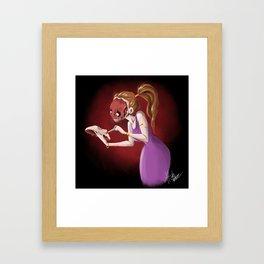 Beauty Secrets Framed Art Print