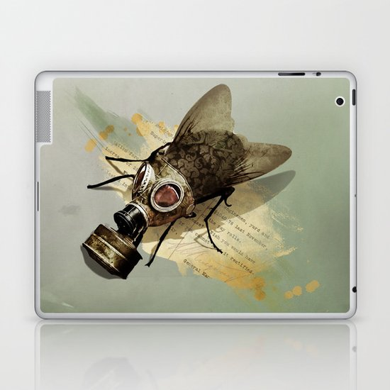 Pretty Dirty Little Thing Laptop & iPad Skin