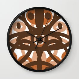 The Spice Must Flow DP170117d Wall Clock